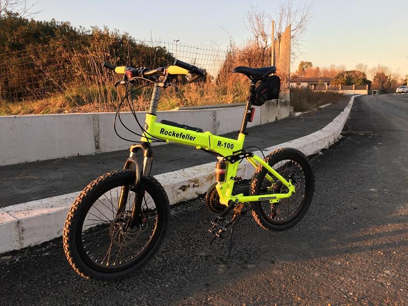 Bici Pieghevole Tern Link P9.Forum Indipendente Biciclette Elettriche Pieghevoli E Utility