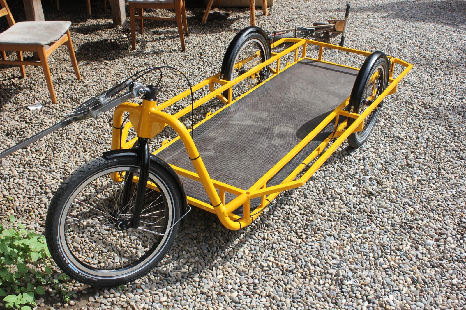 Велосипедный прицеп: разновидности и как сделать его 90