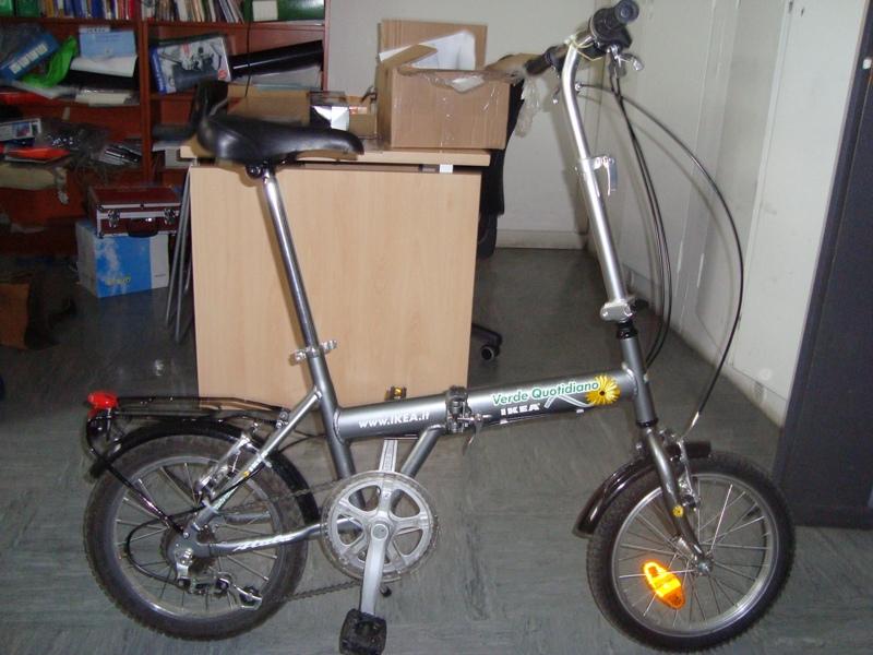 Casa immobiliare accessori bici pieghevole ikea - Ikea brandina pieghevole ...