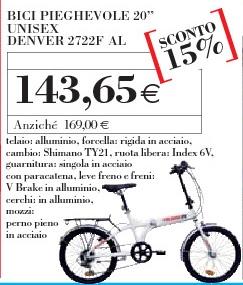 Bici Pieghevole Ikea