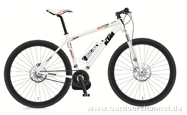 Ktm  Mountain Bike With Backward Forks