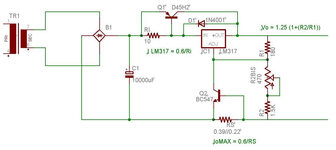 Schema Elettrico Caricabatterie Wireless : Schema caricabatterie piombo automatico fare di una mosca