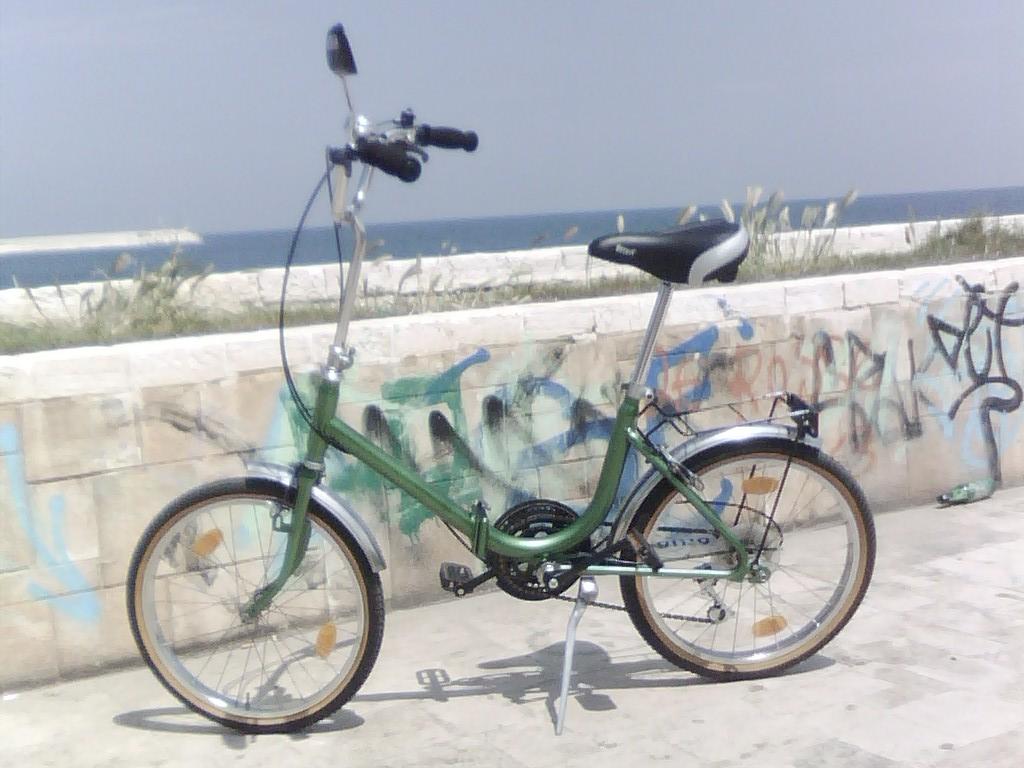 Aggiunta Di Marce Su Una Bici Sprovvista Di Cambio