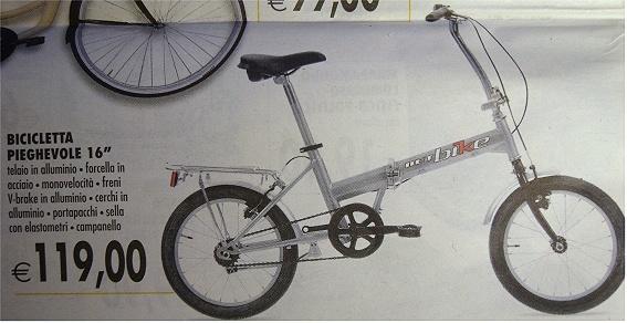 Casa immobiliare accessori bici pieghevole ikea for Bici pieghevole elettrica usata