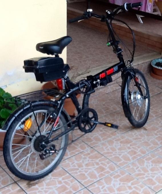 Forum indipendente biciclette elettriche pieghevoli e for Bici pieghevole elettrica usata