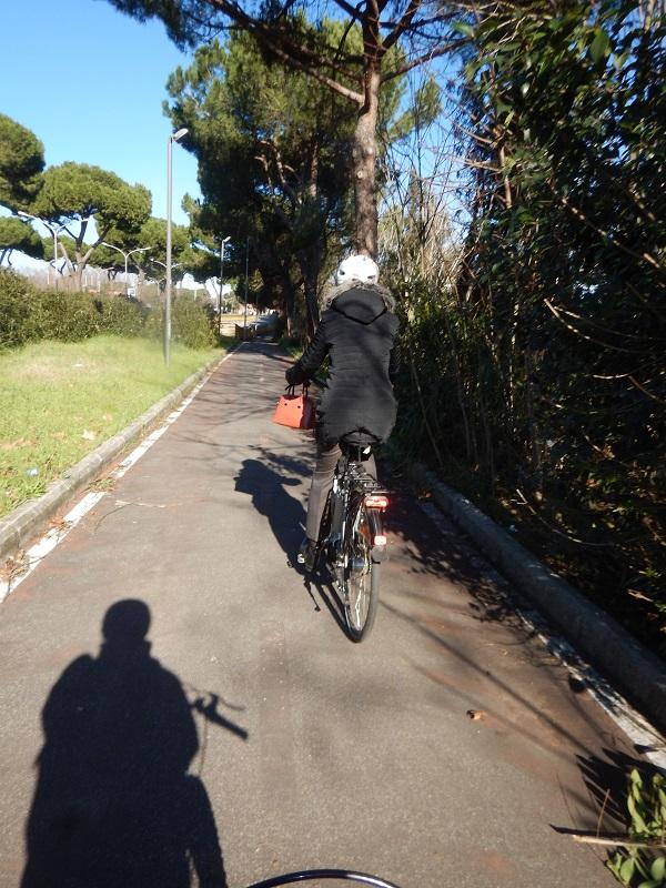 Visitare Villa Borghese In Bicicletta