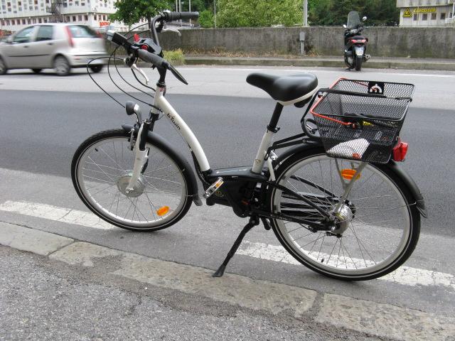Bici Elettrica Decathlon