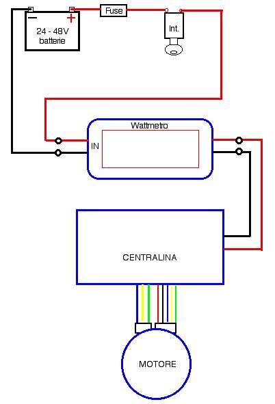 Schema Elettrico Per Interruttore : Schema elettrico interruttore sali e scendi fare di una